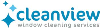Clean View Window Services Logo